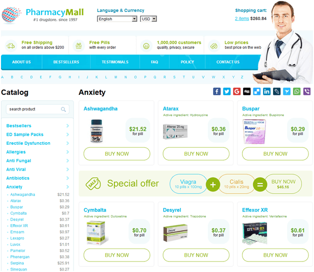 Cheap RX Sample Site